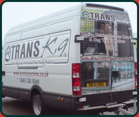 Vehicle Livery for Trans K9